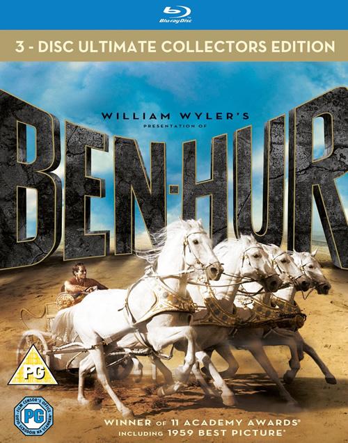 Oferta Ben-Hur Blu-ray