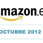Top ventas Amazon España (Octubre 2012)