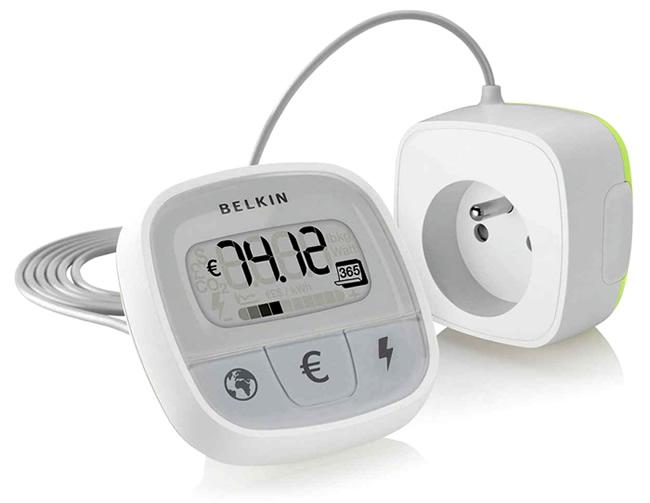 Medidor energía Belkin