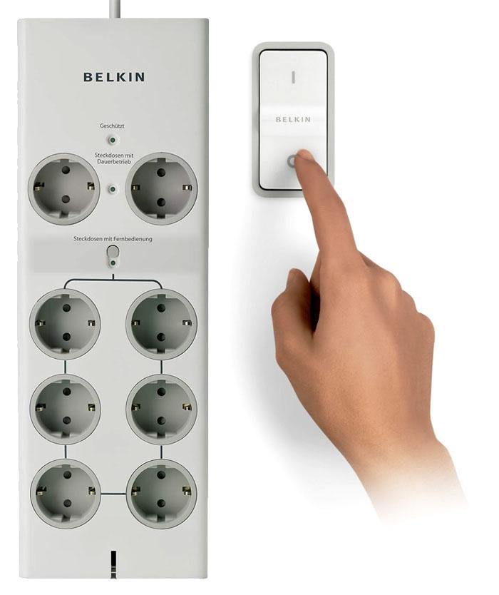 Oferta Belkin ahorro energía enchufe