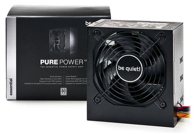 Oferta fuente be quiet Pure Power