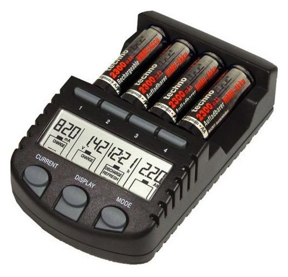 Oferta cargador de pilas technoline bc 700 en amazon - Cargador pilas recargables ...