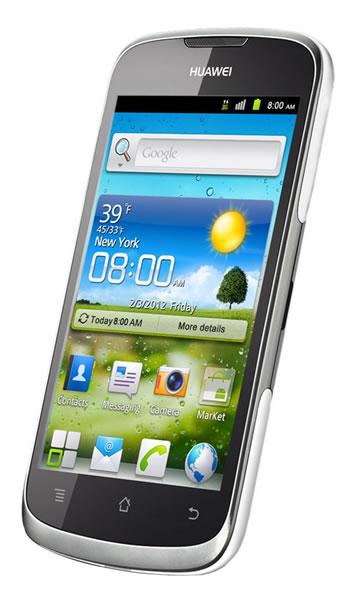 Oferta Smartphone Huawei Ascend
