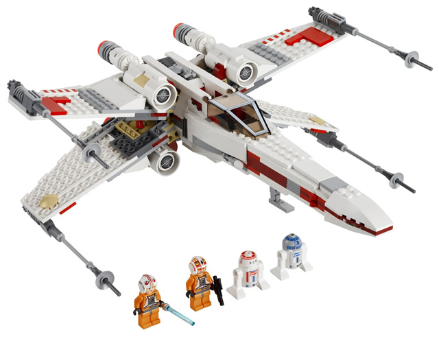 Fotos de naves de lego star wars 46