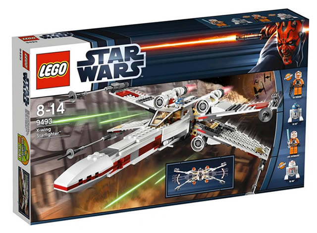 Oferta LEGO Star Wars X-Wing Starfighter