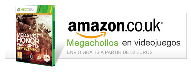 Ofertas Videojuegos Amazon UK