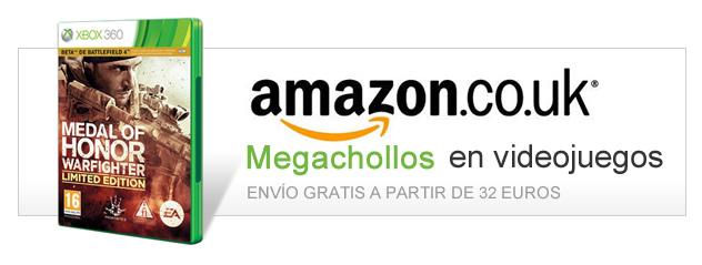 Ofertas Videojuegos Amazon UK