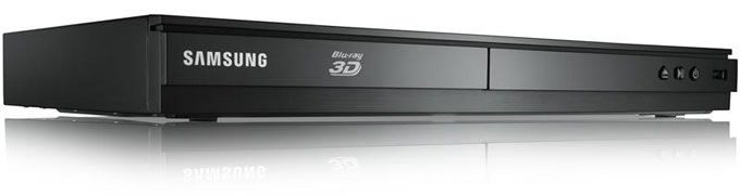 Oferta reproductor Blu-ray 3D Samsung BD-E5500
