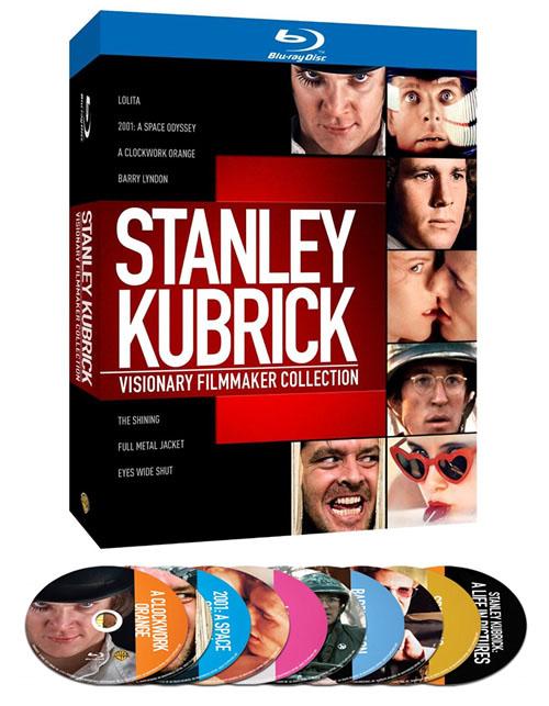 Oferta Pack Stanley Kubrick Blu-ray
