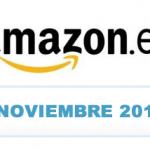 Top Ofertas Amazon España Noviembre 2012