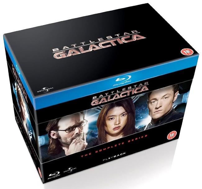 Oferta Galactica Blu-ray