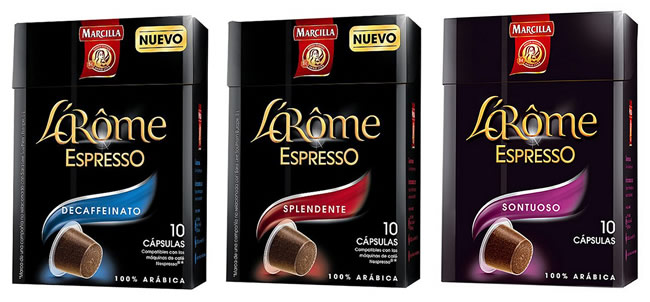 cápsulas nespresso baratas en amazon