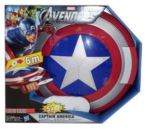 Oferta escudo capitán América