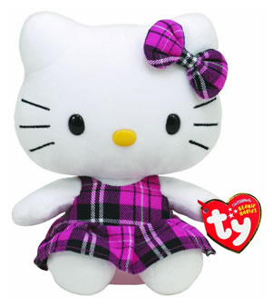Oferta peluche Hello Kitty