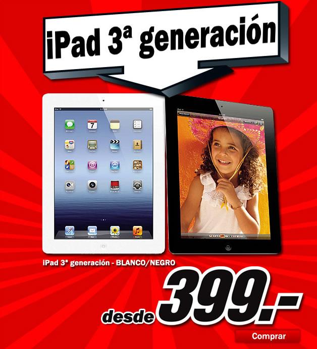 Oferta iPad 3