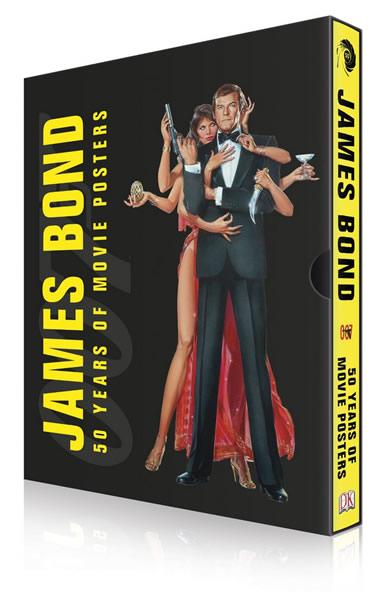Oferta Libro posters arte James Bond