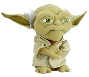 Oferta peluche Yoda