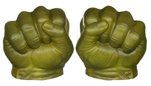 Oferta puños Hulk