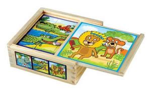 Oferta puzzle cubos