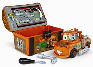 Oferta caja de herramientas Cars 2 Smoby