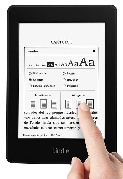 Kindle Paperwhite rebajado