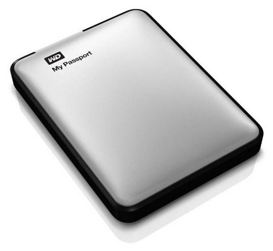 Oferta disco duro WD My Passport 2TB
