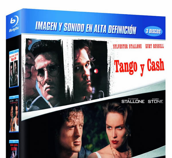 Oferta Packs Blu-ray