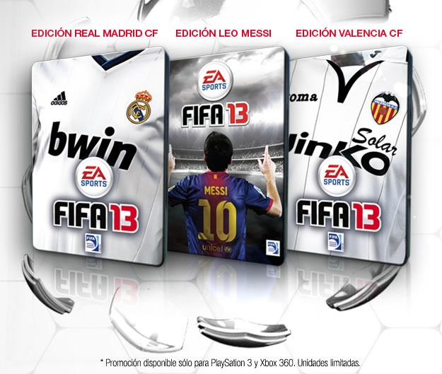 Oferta FIFA 13 Limitada