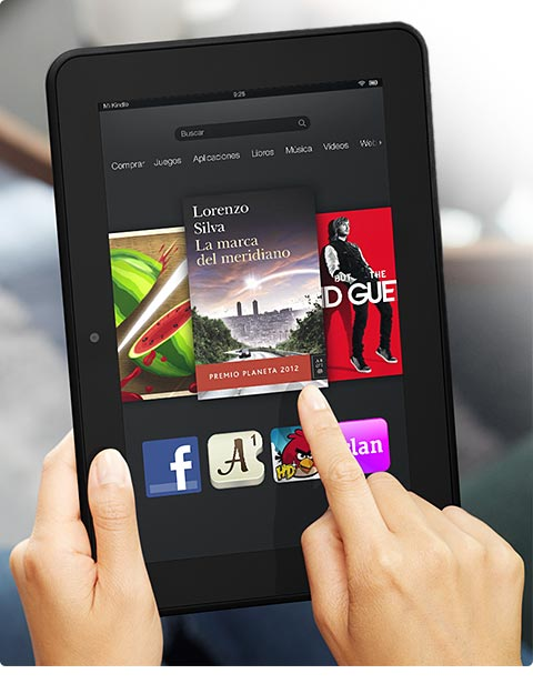 Oferta Kindle Fire HD 8,9