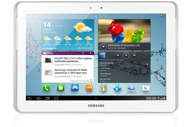 Oferta Samsung Galaxy Tab 2 10