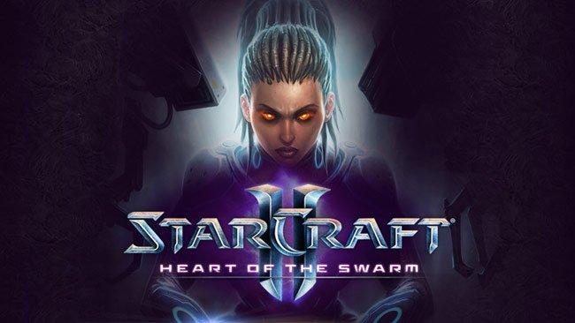 Oferta Starcraft II Heart of the Swarm