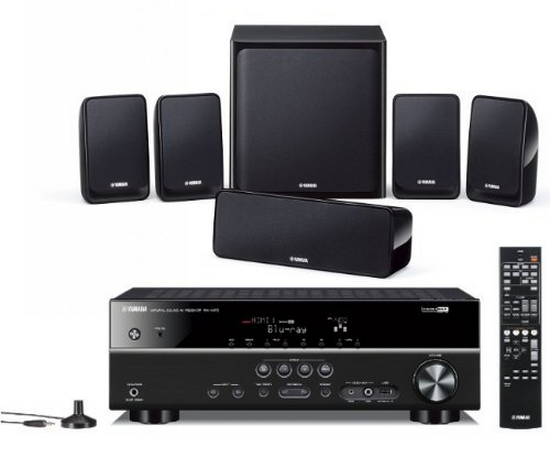 Oferta Yamaha Home Cinema