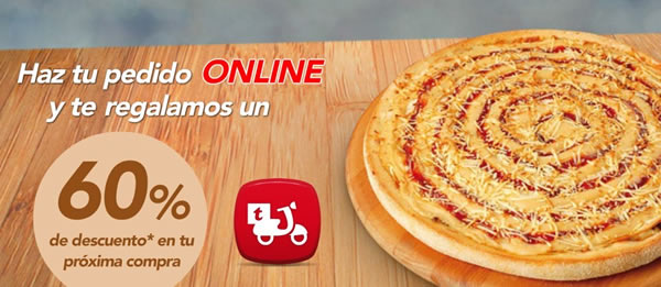 Cupones Promocionales Telepizza