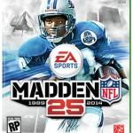 Carátula MADDEN NFL 25 XBOX ONE