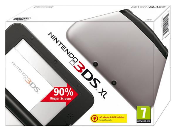 Mejor precio Nintendo 3DS XL