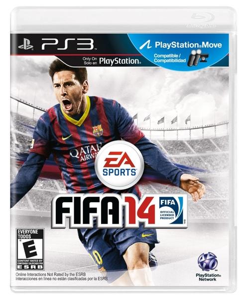 Oferta FIFA 14 al mejor precio