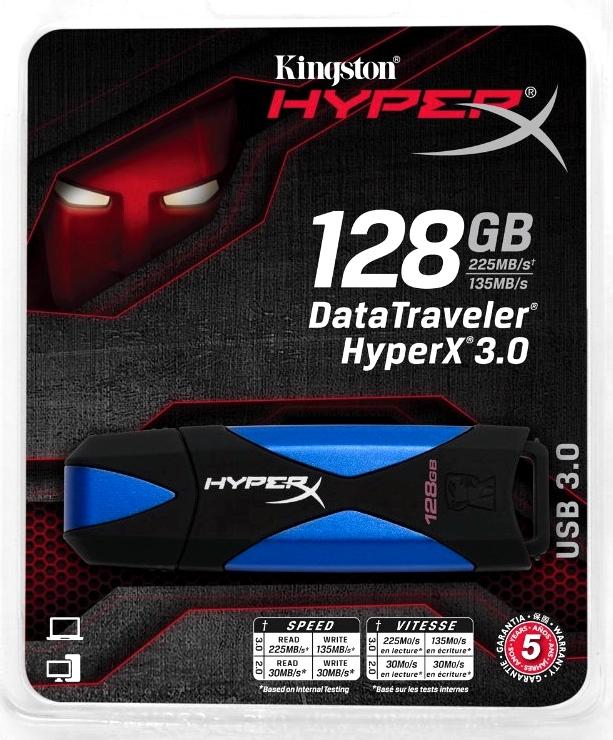Oferta Pendrive 128GB rápido