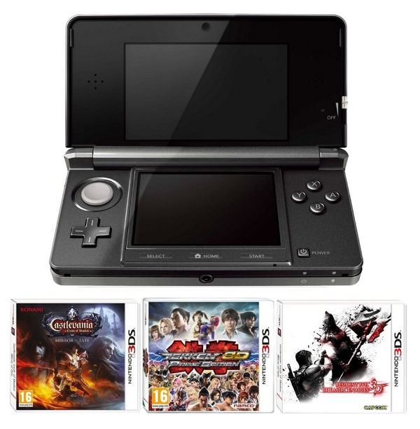 Oferta Nintendo 3DS barata