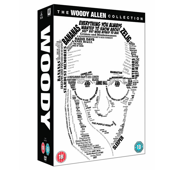 oferta-woody-allen-collection