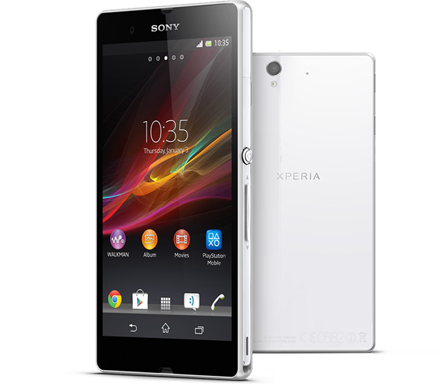 Oferta Sony Xperia Z color blanco
