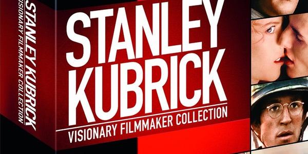 Chollo Stanley Kubrick Pack Blu-ray barato
