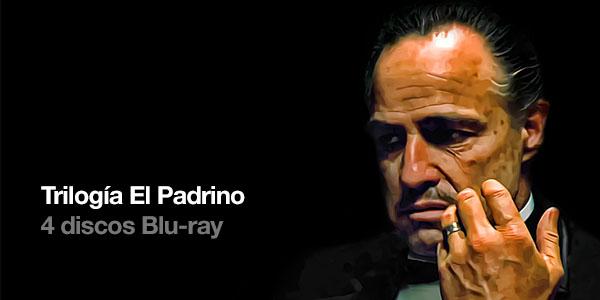 Trilogía El Padrino Blu-ray