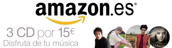 amazon-espana-3-cds-musica-15-euros