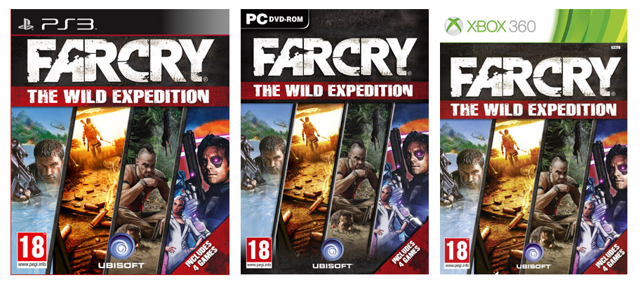 Far Cry Wild Expedition oferta