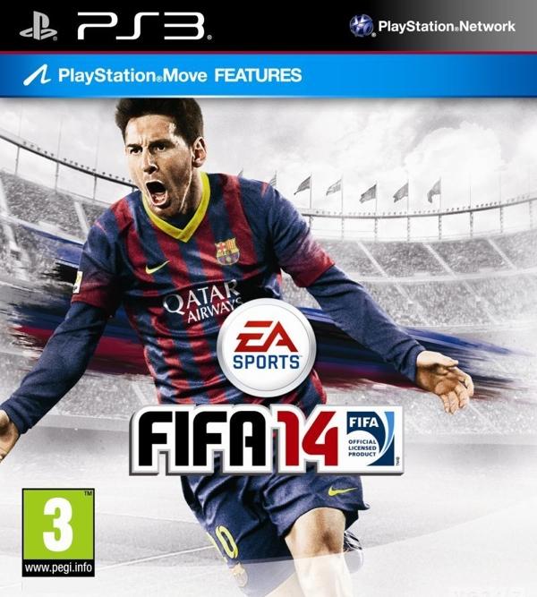Oferta FIFA 14 barato