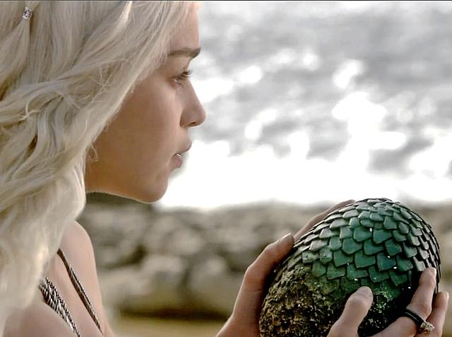 Juego de Tronos Edición Limitada Huevo de Dragón por 29€