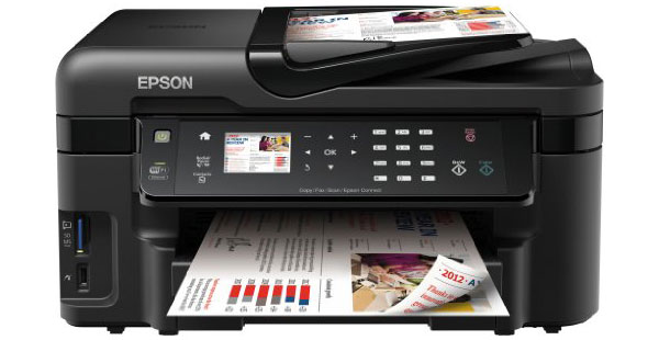 Impresora Multifunci 243 N Epson Workforce Wf 3520 Dwf Por