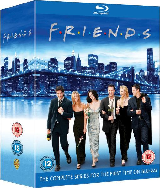 Friends Blu-ray mejor precio