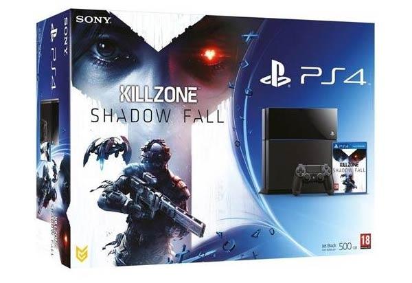 oferta-pack-ps4-killzone-shadow-fall