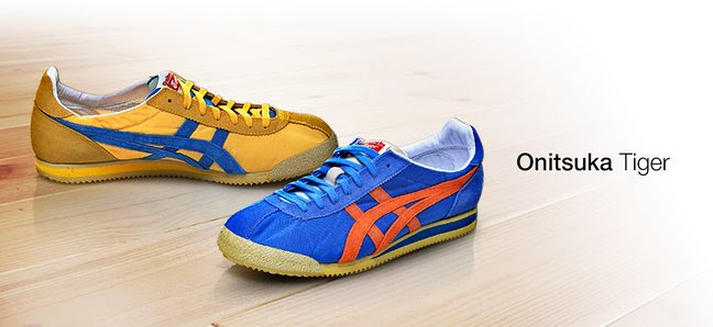 zapatillas asics tiger amarillas